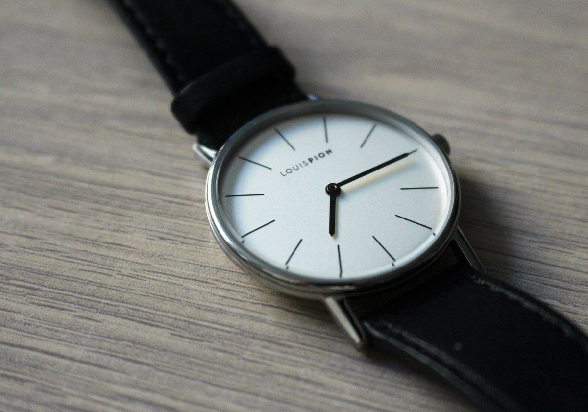 Montre  Louis Pion (79 €)