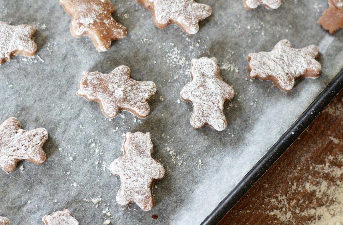 Recette: biscuits pains d'épices