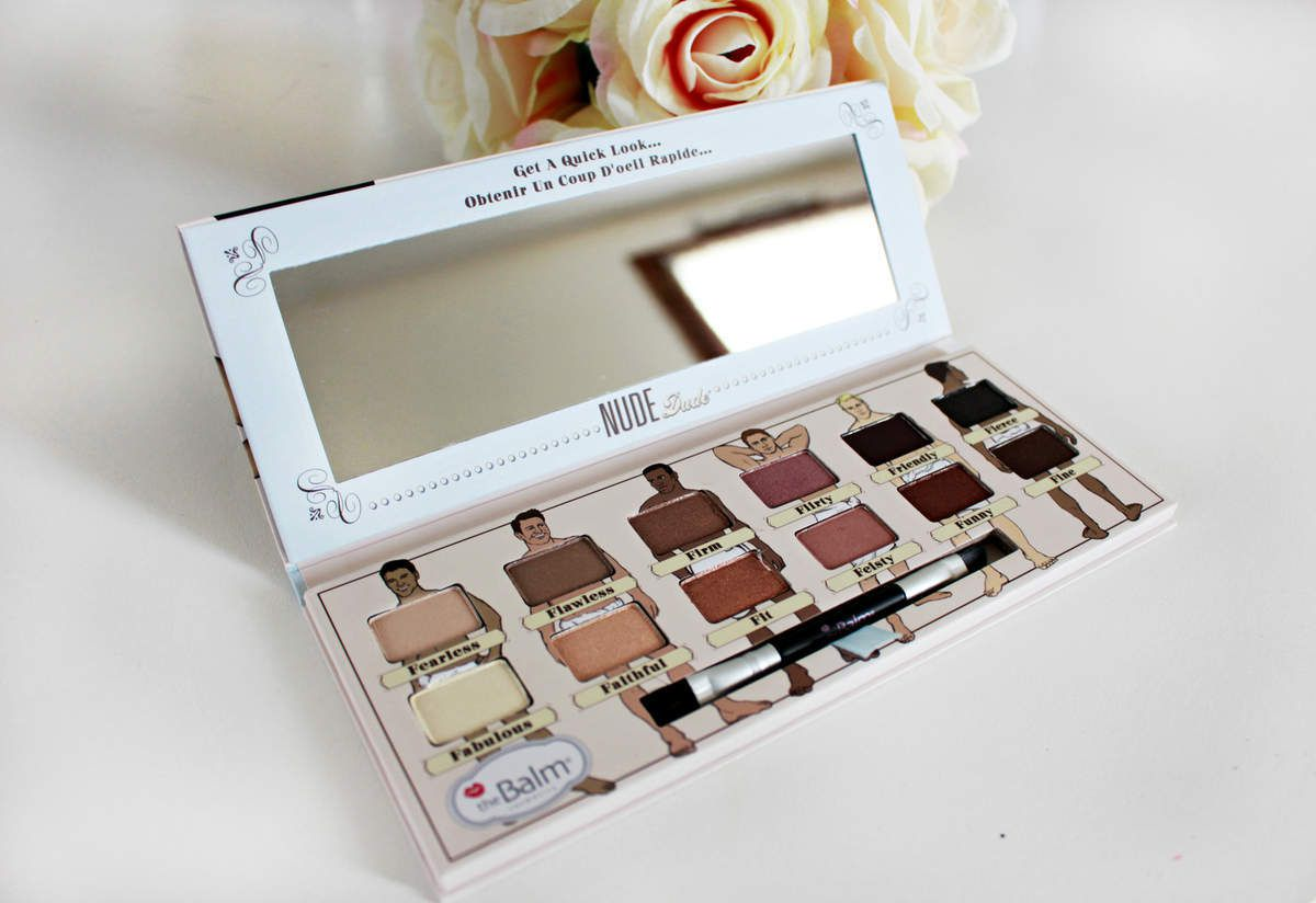 Palette Nude Dude - The Balm