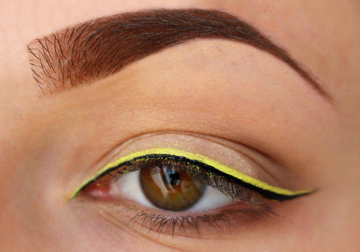 Makeup Liner citron