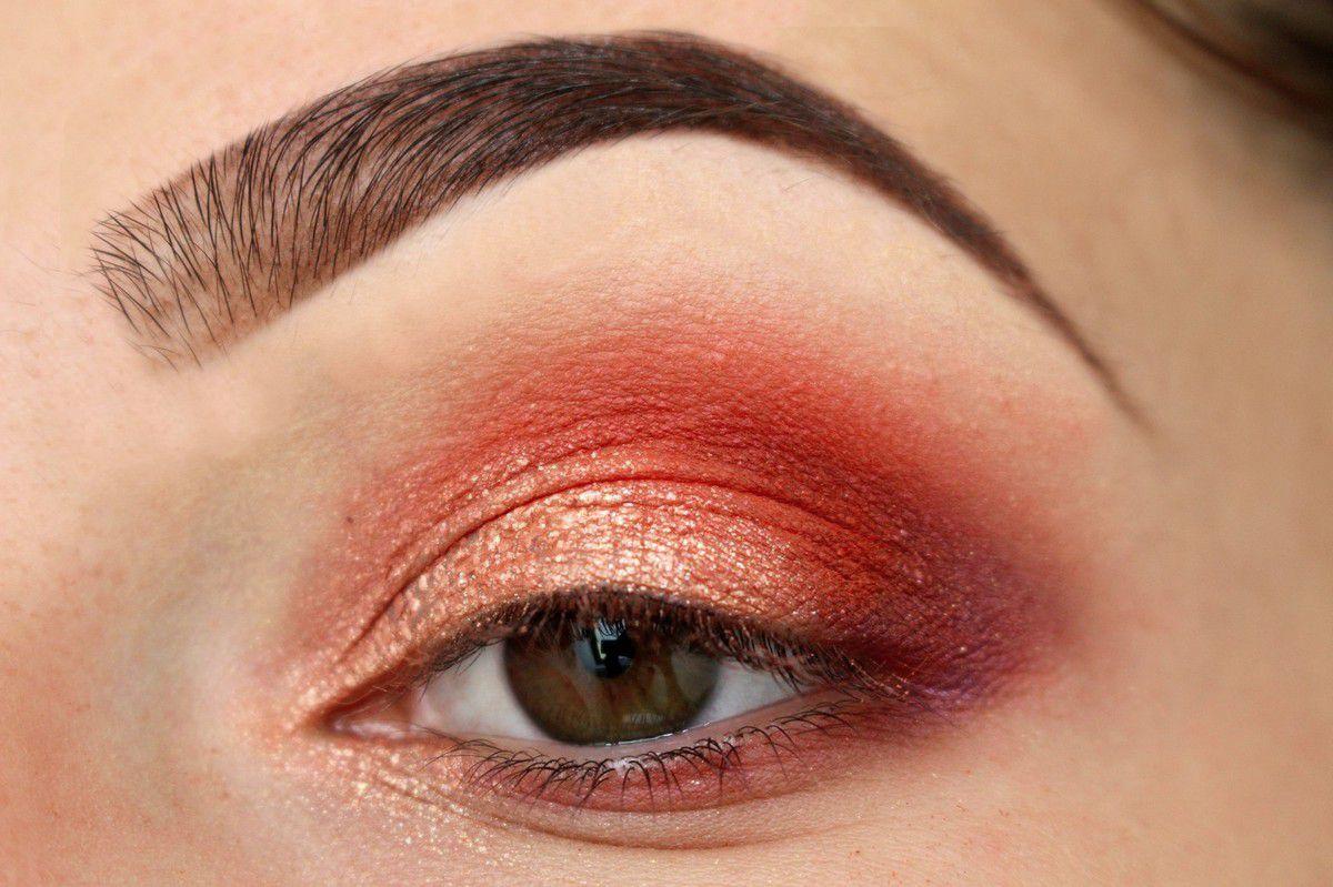 Makeup Sunset Inpiration