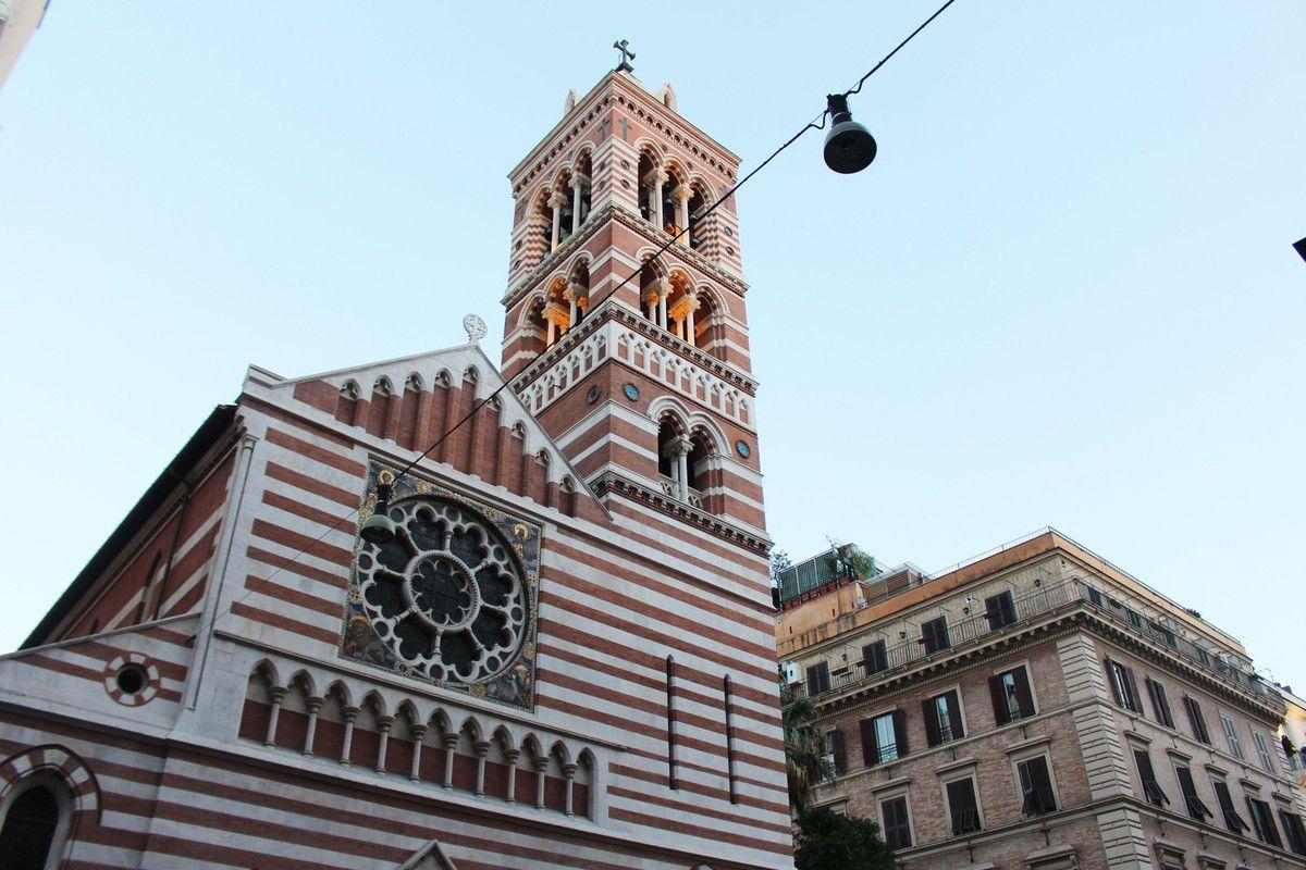 Eglise San Paolo Dentro le Mura