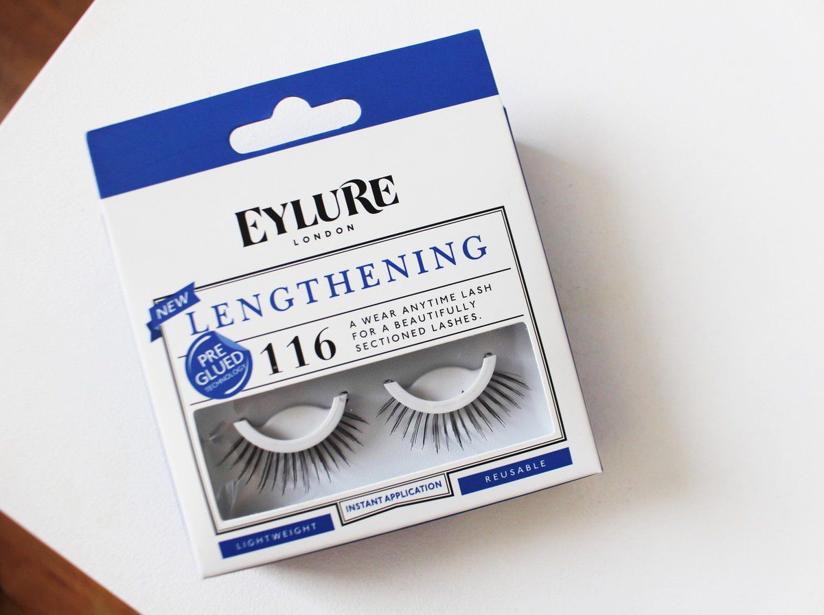 Faux Cils Lengthening 116 - Eyelure