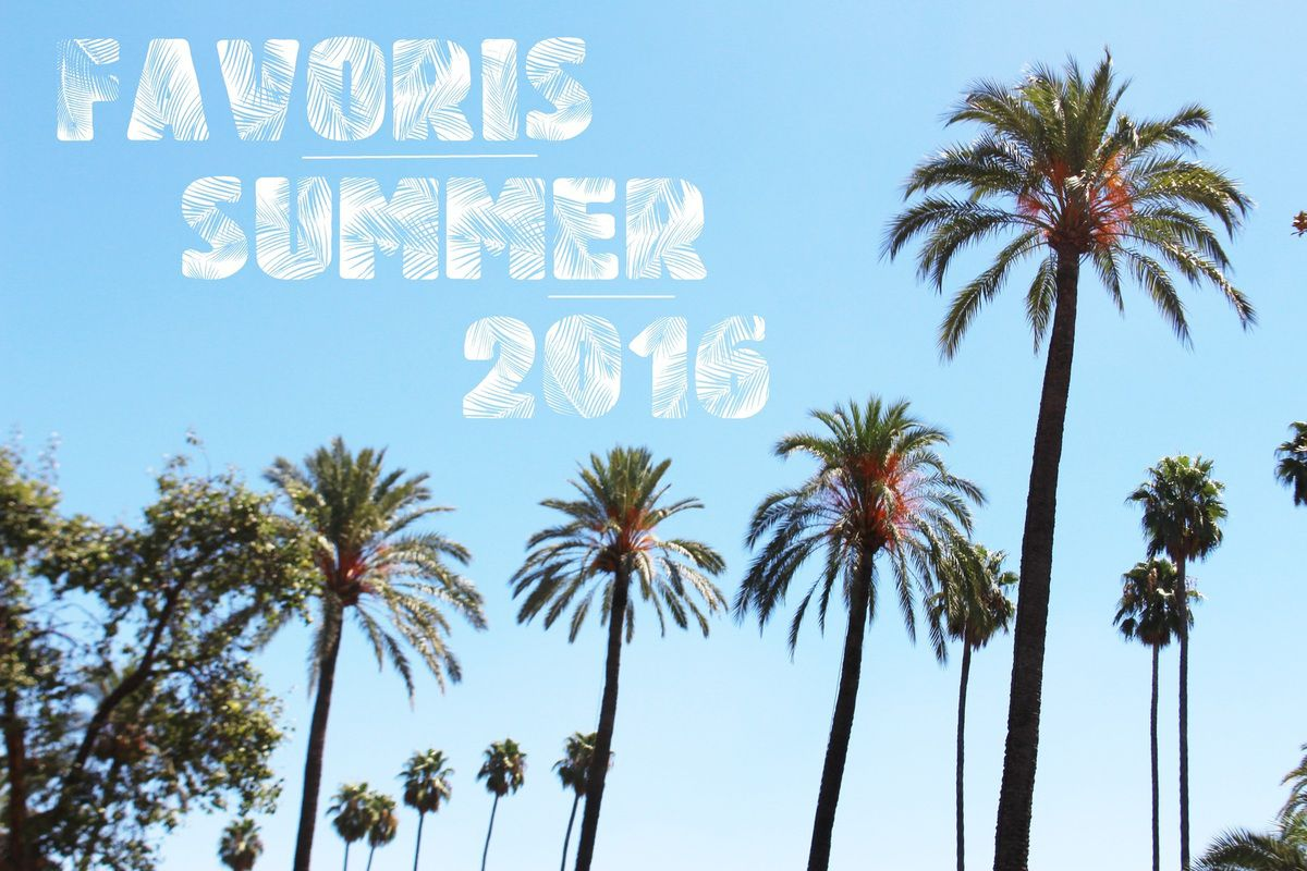 Favoris Summer: Films, séries, lecture, musique,...