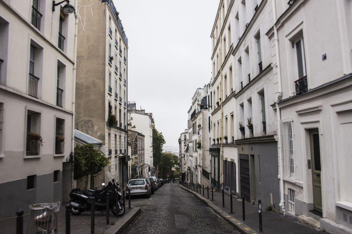 Un matin à Montmartre
