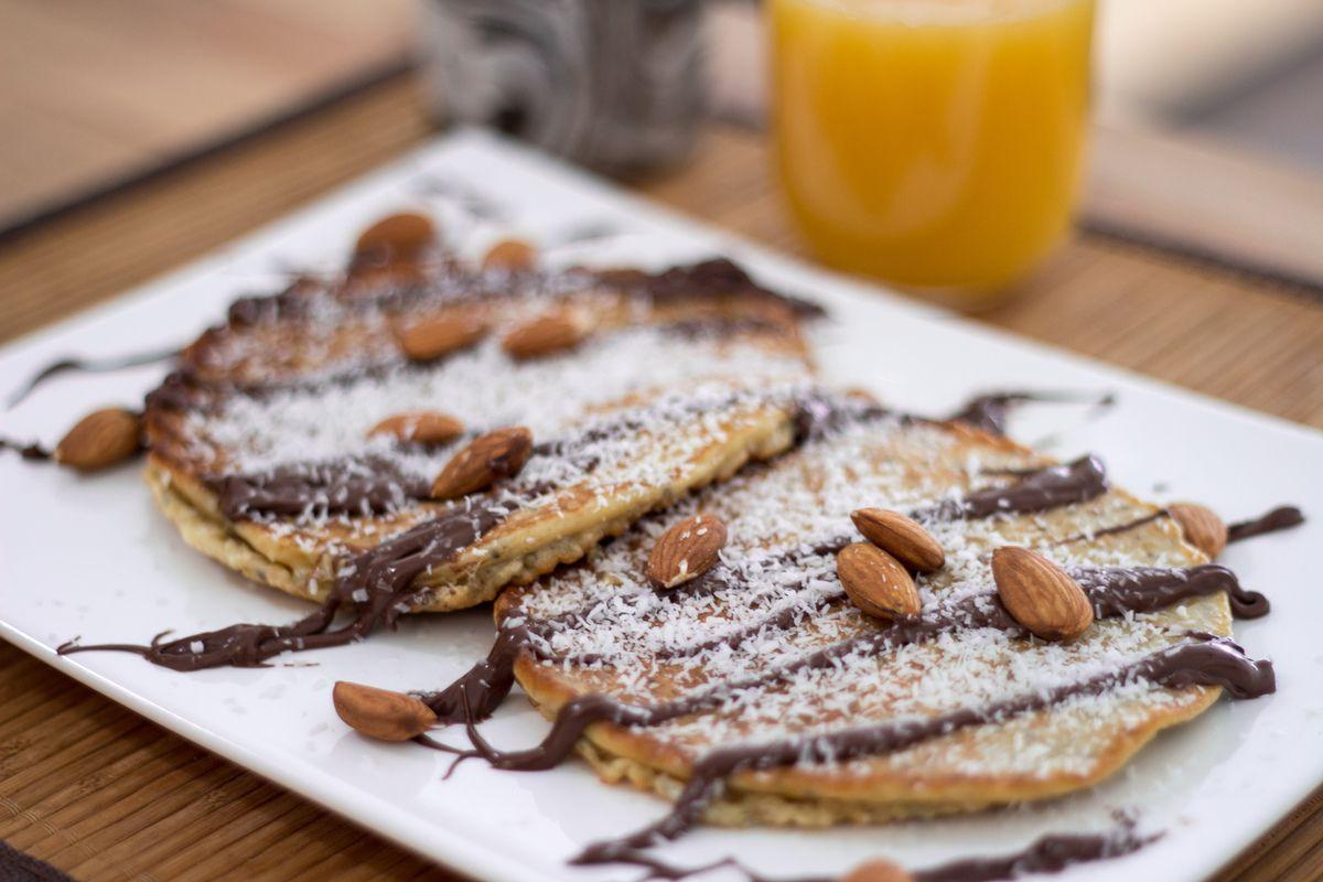 Recette: Les pancakes healthy (ou presque)