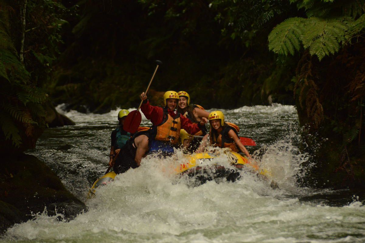 Rotorua- Wai O Tapu