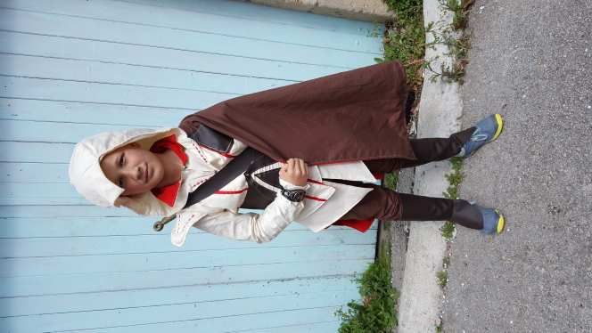 Costume carnaval Assassin's creed