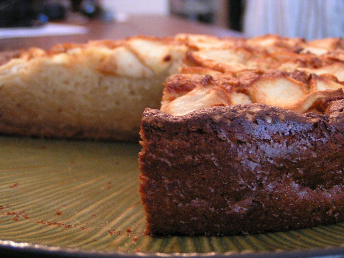 Gâteau Au Yaourt Et Aux Pommes Au Thermomix Le Blog De Carine