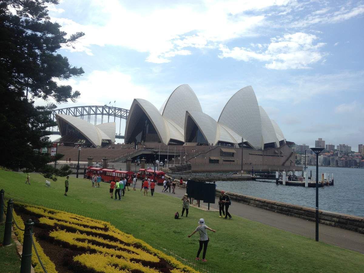 Sydney // Day 1