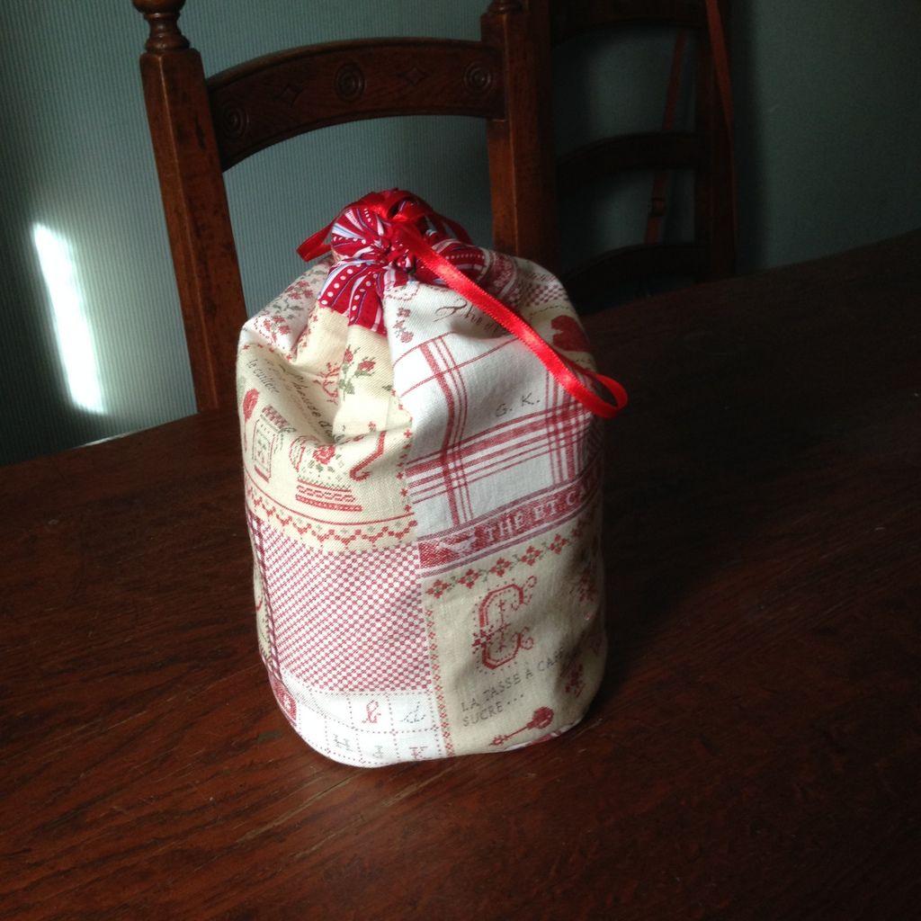 des sacs à patate...
