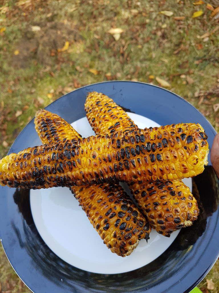 #Maïs grillé