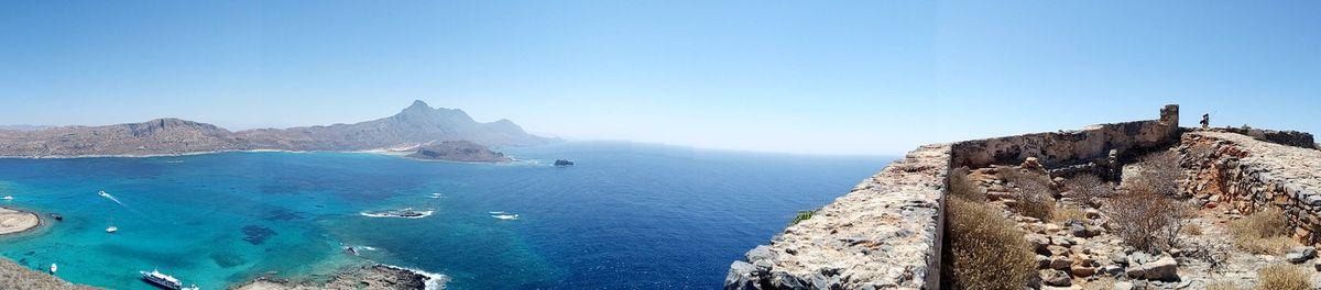 îles de Gramvousa et Balos