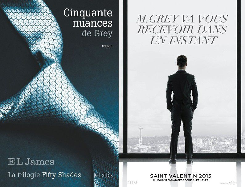 Cinquantes nuances de grey tome 1 de e l james for Chambre 50 nuances de grey