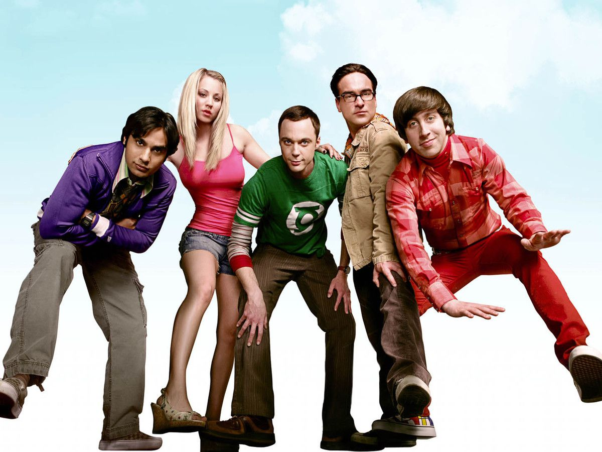 Instant série: The Big Bang Theory