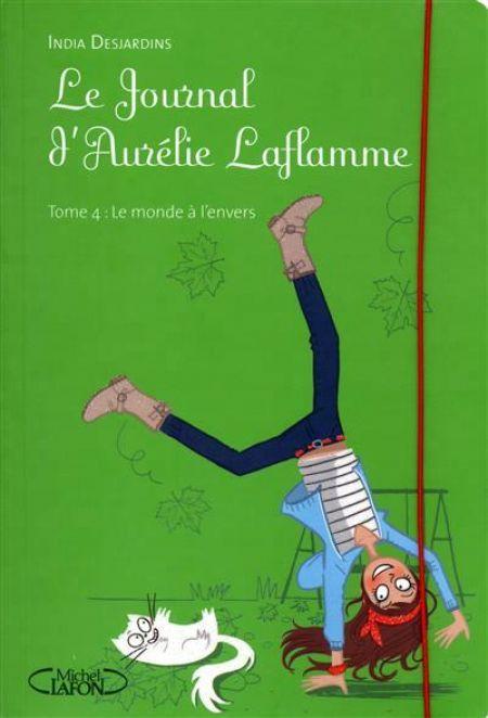 Aurélie Laflamme Tome 4