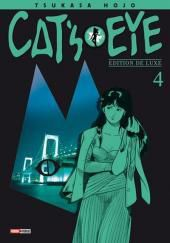 Cat's Eye Tome 4