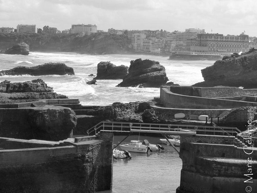 Souvenir de Biarritz en juin 2012, what else?