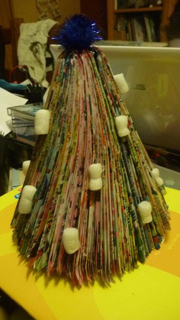 Marque page calendrier,  sapin libre, mobile, sapin filtres et gommettes, calendrier de l'avent (boite décorée), carte de Noël, les petits gants des lutins, boule plastique, boules polystyrène, guirlande d'étoiles, sapin pliage et flocons de maïs, marionnettes Père Noël