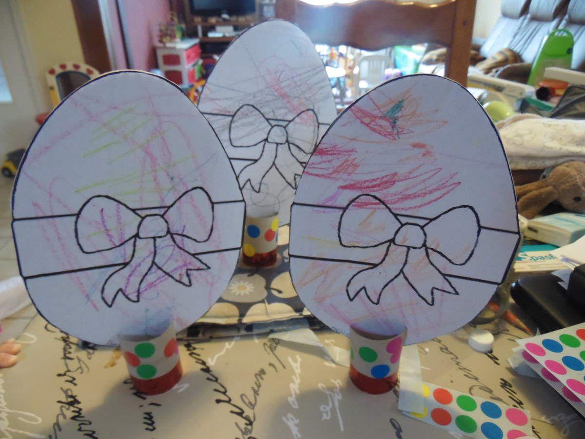 La famille tortue, photocopie des mains, masques, portrait façon kirikou, les œufs, petit poussin, les paniers, jolis brins de muguet