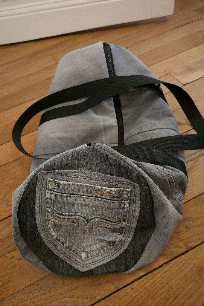 Le sac polochon d'Agathe