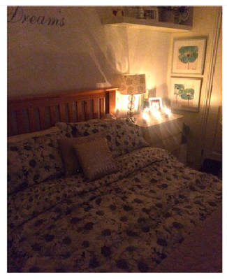 8) Yes – nothing beats some fresh bedding to crawl into after a horrific Monday!