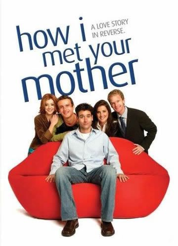 4) 'How I Met your Mother' - The on-going story of Ted's love life and meeting 'the one' as he tells his kids, how he met their Mother.  Plus Barneys character will have you in tears with laughter!