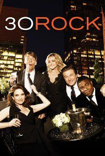2) '30 Rock' - A Comedy show about writers of a Comedy show.  It has me in stitches everytime! The cast are also pretty impressive.