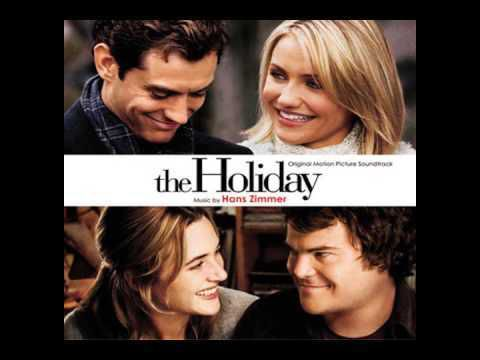 3) 'The Holiday' - Yeah so its more of a Christmas movie but it is something I happily watch no matter the season.  One of those feel good films that instantly cheers you right up!