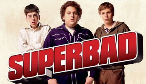 5) 'Superbad' - The inventors of 'McLovin', hilarious and genius! Probably not one to watch with the parents though...