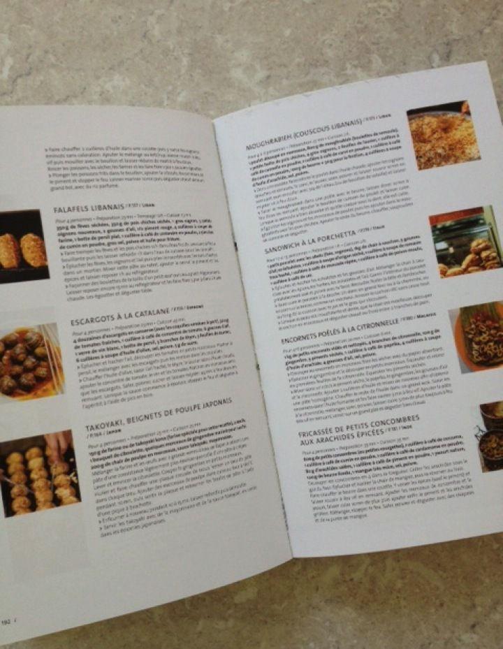 Take away cuisine de rue figue sardine for Articles de cuisine quebec