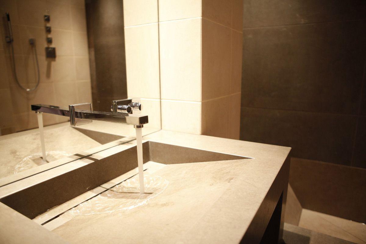 nouvelles tendances dans la salle de bains et toilettes
