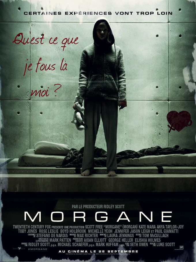 Morgane (platitude absolue)