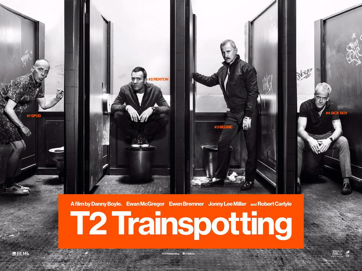 Trainspotting 2 (Putain, 20 ans...)