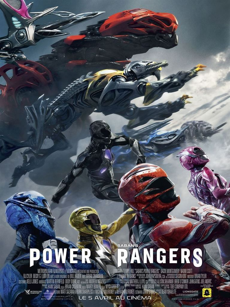 Power Rangers (go go quarry fighters !)