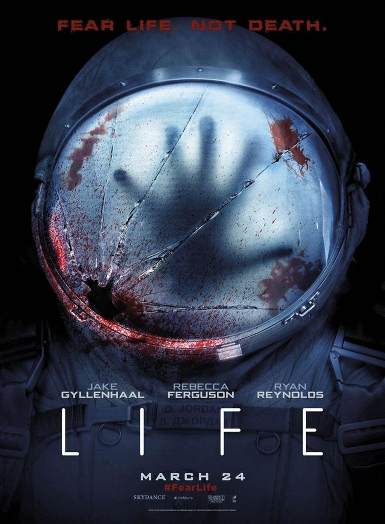 Life (Dans l'espace personne ne vous entendra crier...)