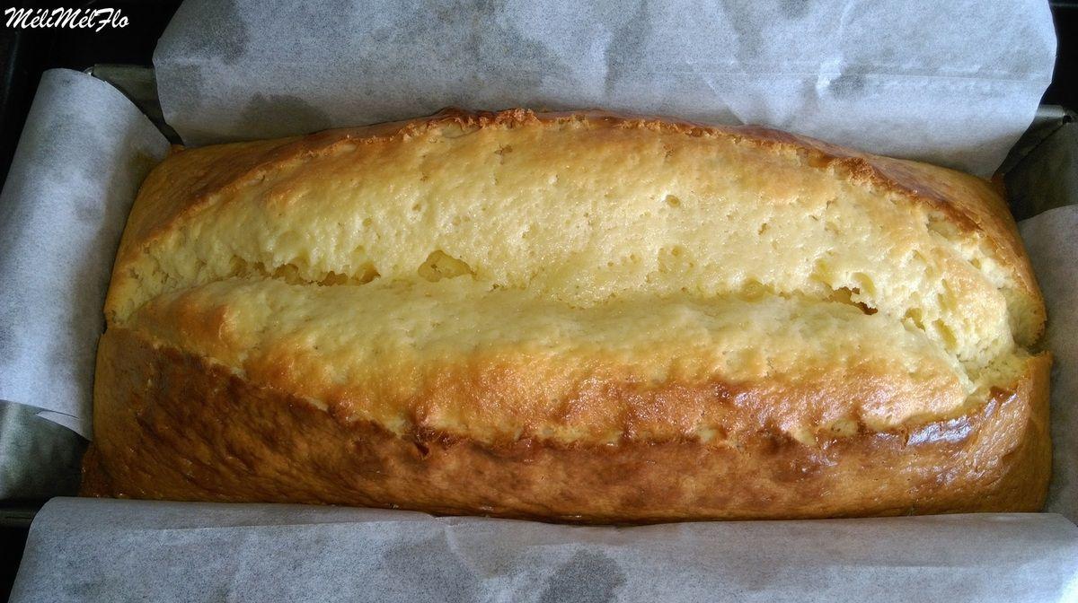 Cake au mascarpone( pour la recette voir le lien ci-dessous)