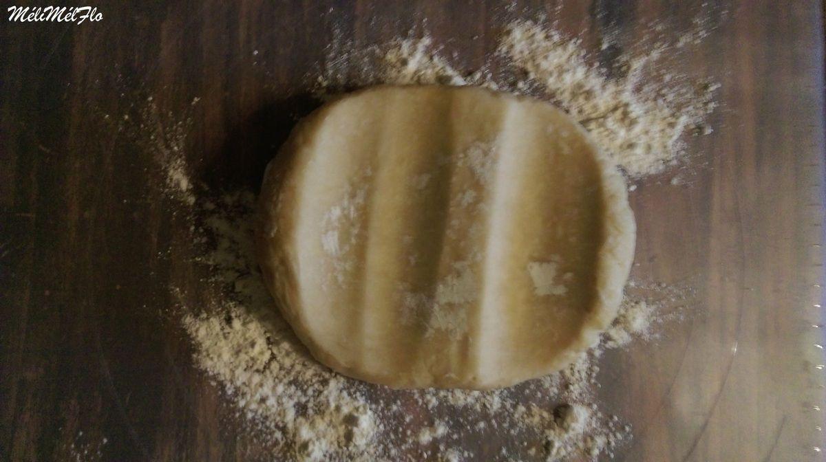 Pâte brisée pour tarte salée