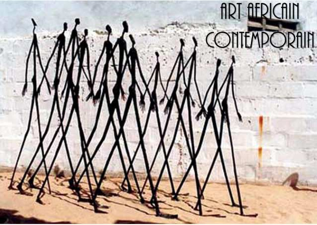 Art africain contemporain