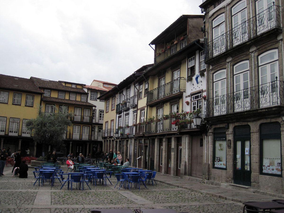 Centre historique de Guimaraes