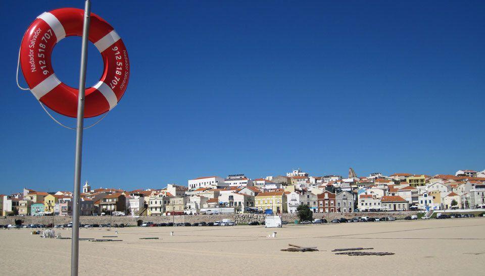 La grande plage de Figueira