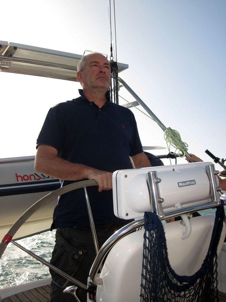 Nouveau skipper pour noix de coco, en route pour Malaga