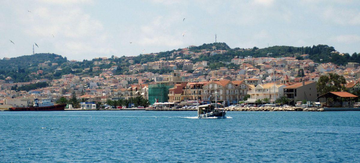 Grèce l'ile de Céphalonie