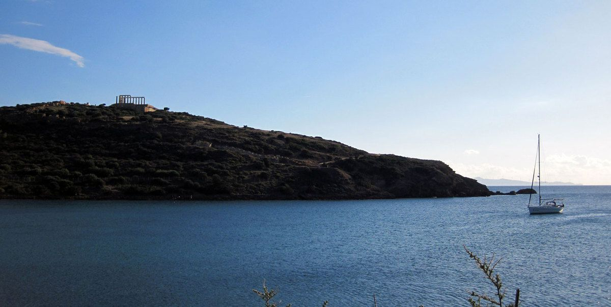 Baie de Sounion