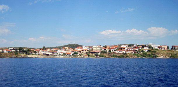 Port d'Ammouliani
