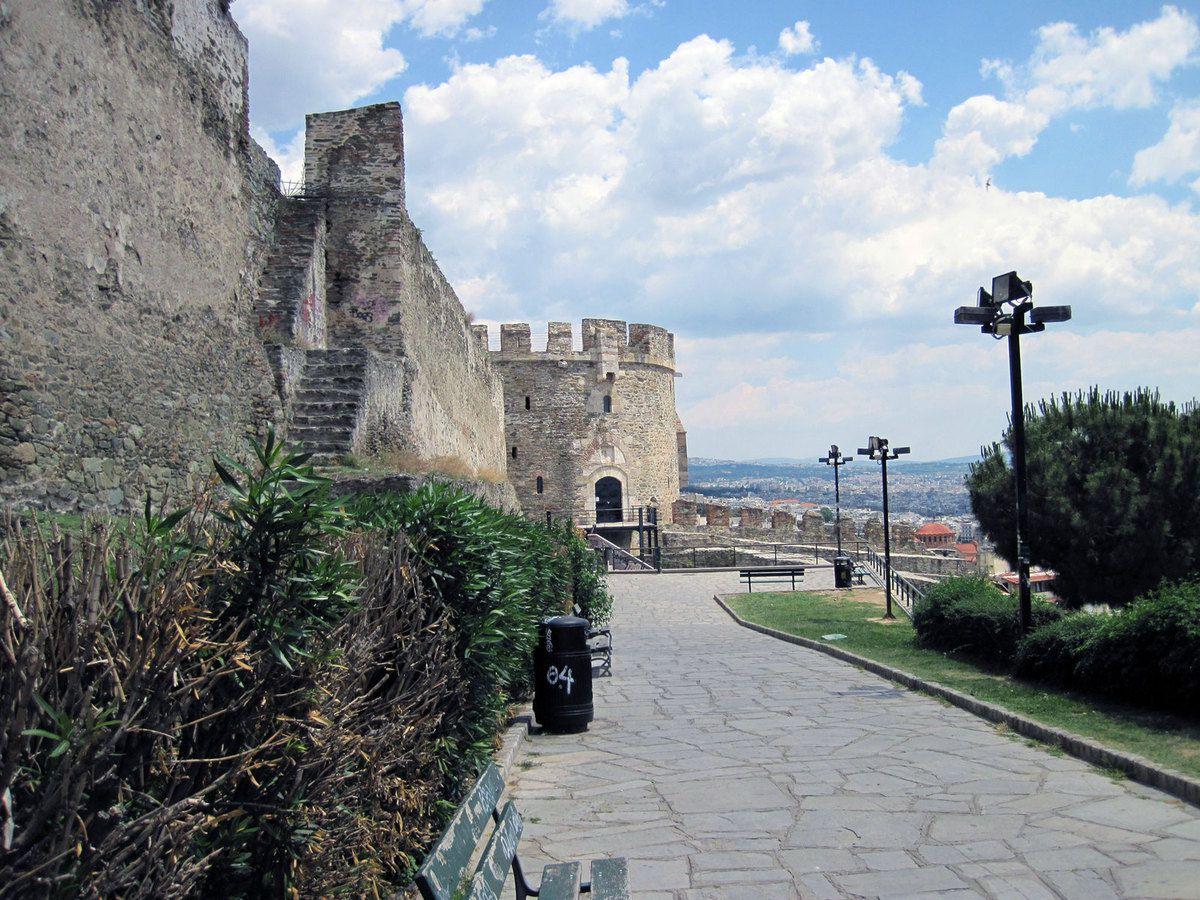 La vielle ville et les remparts