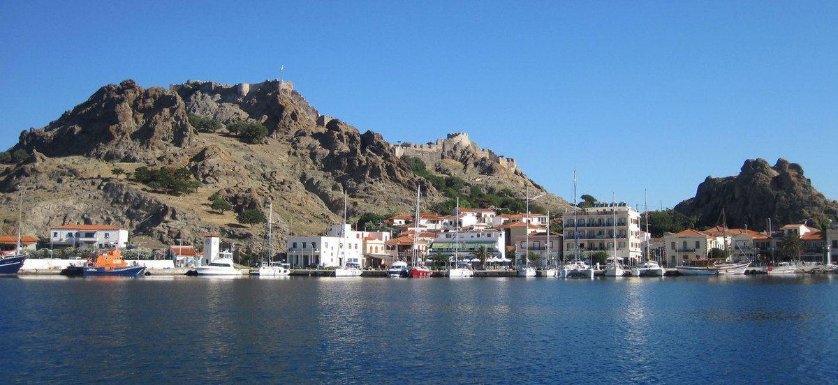 Le port de Mirini