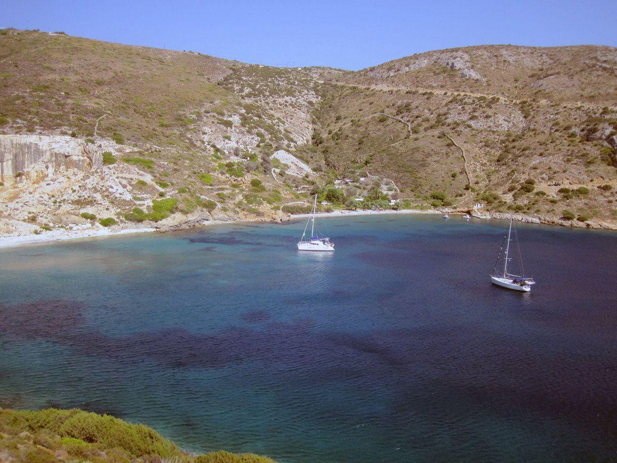 Quarry bay (Fournoi)