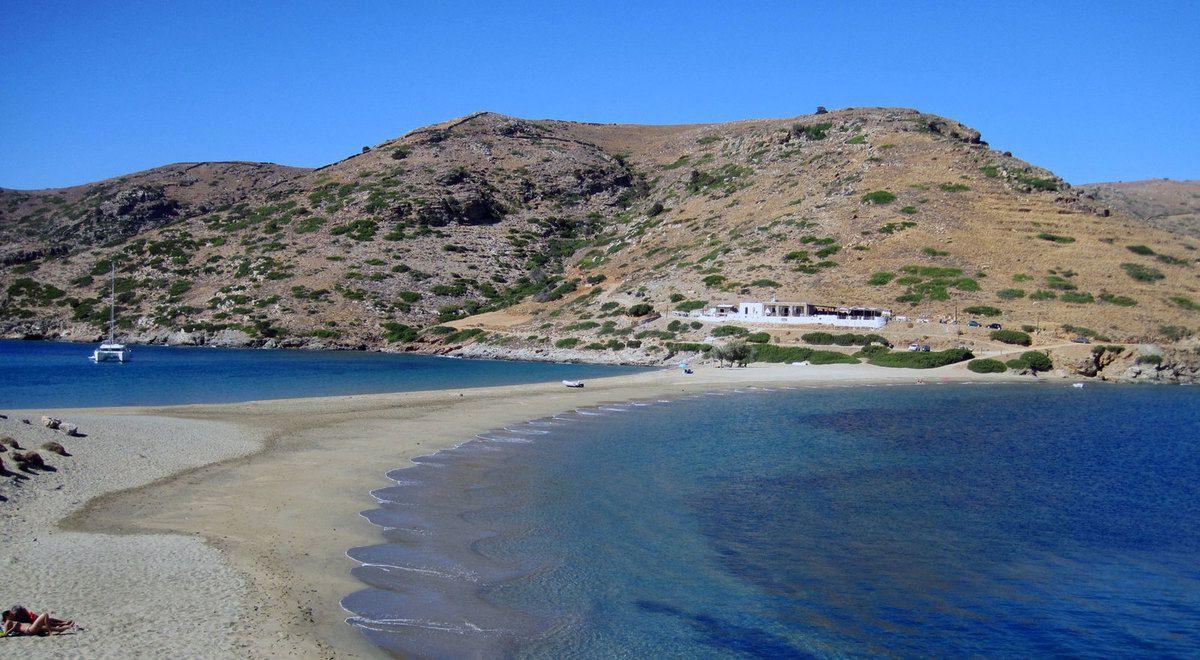 La jolie baie de Fikiadha