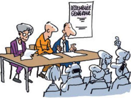 Assembl e g n rale les archers d 39 anet - Organisation bureau de vote ...